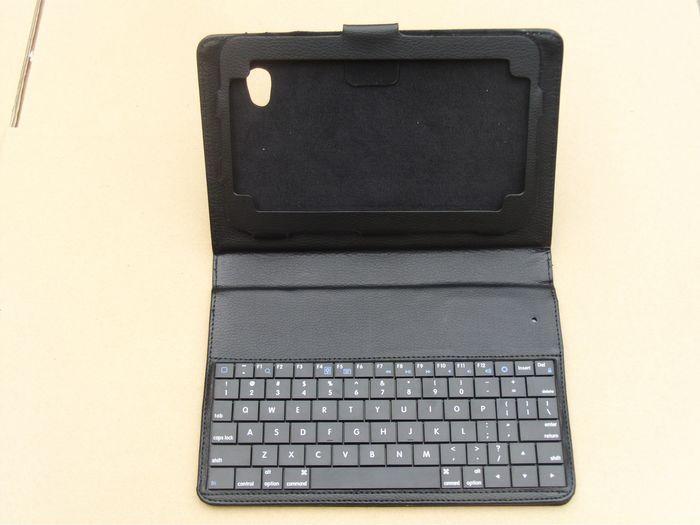 三星P1000蓝牙皮套键盘 ABS 剪刀脚 1