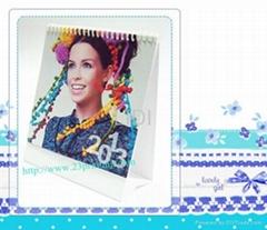 2013 Desk Calendar Print