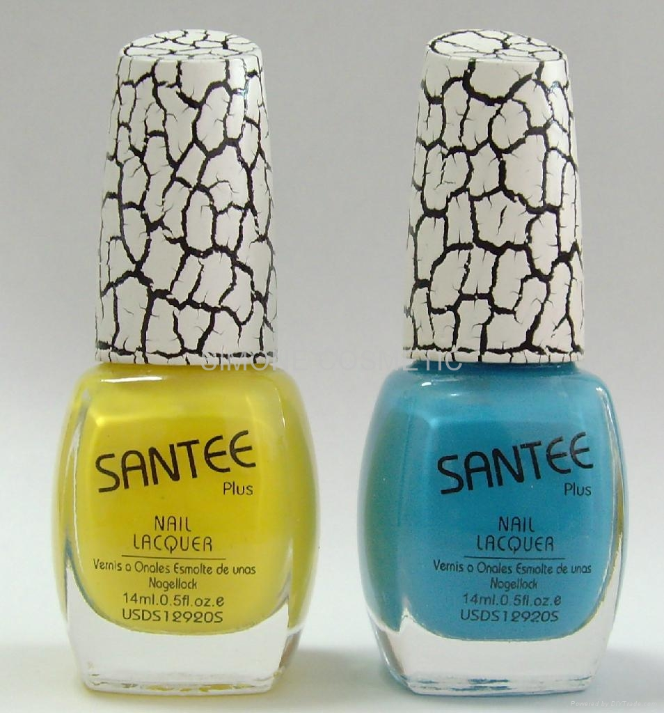 crackle nail polish 1