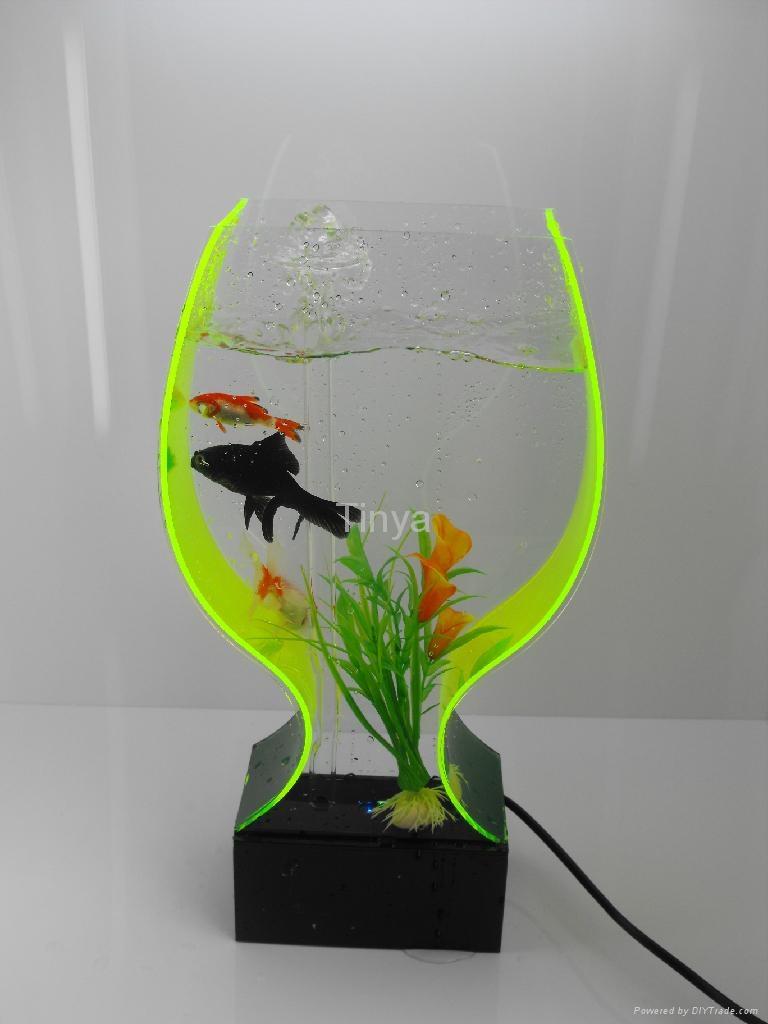 Mini Fish Tank Ty Yg P 001 Tinya China Arts Amp Crafts Stocks Arts Crafts Products