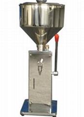 手动膏液灌装机DTGJ