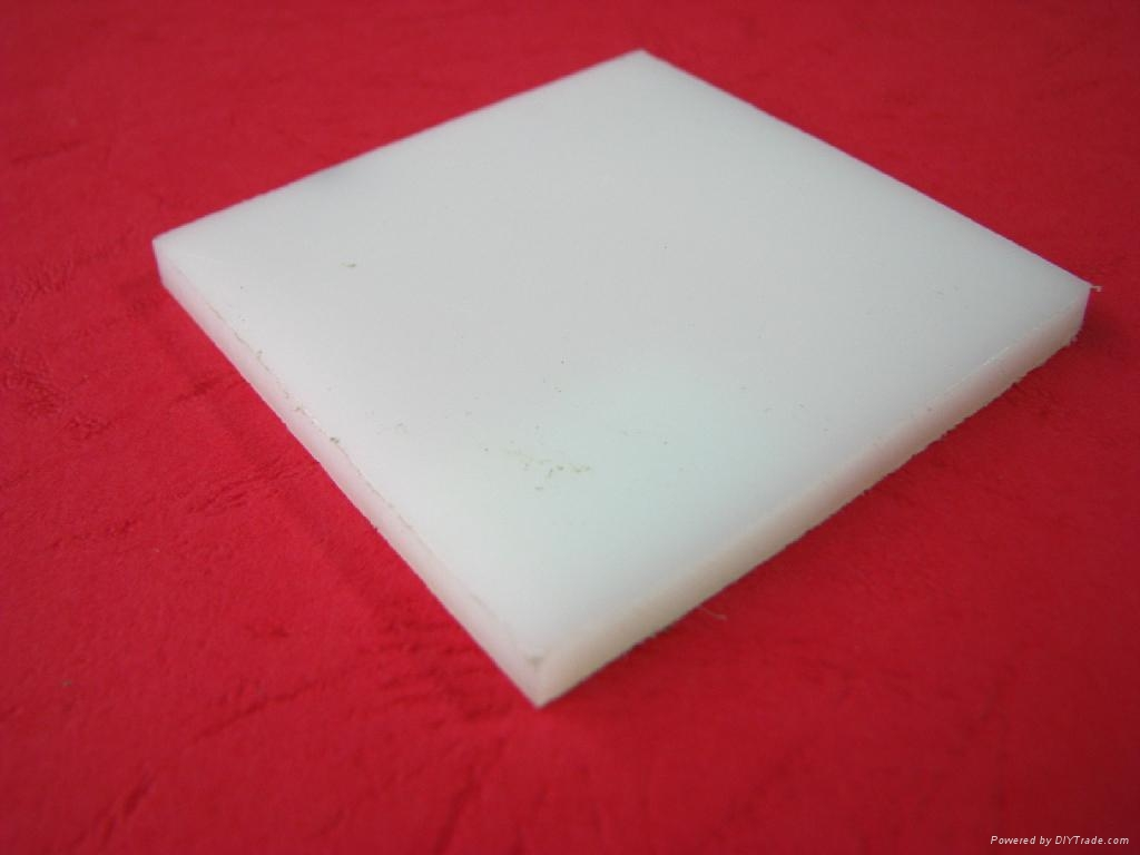 Polyethylene Pe100 Sheet 007 Quanda Plastic China