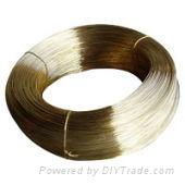 廠家專業生產便宜的鍍細銅絲 1
