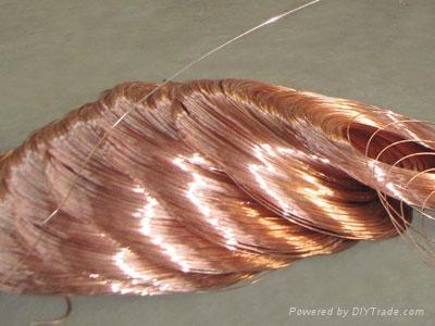 供應鍍銅鋼絲刷用鍍銅鋼絲 2