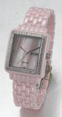 Zirconic ceramic watch