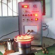 型煤鑽頭焊接