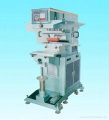EP300自動單色座地移印機
