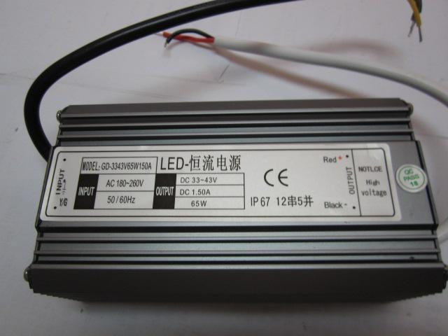 LED防水電源 投光燈系列60W10串6並 1