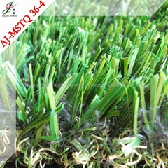 Synthetic grass for mini-soccer field