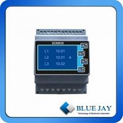 19d-x3導軌式家用式CE認証三相電能表