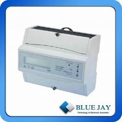301D導軌式CE認証家用式電表
