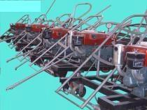 橋面防水塗料噴塗機