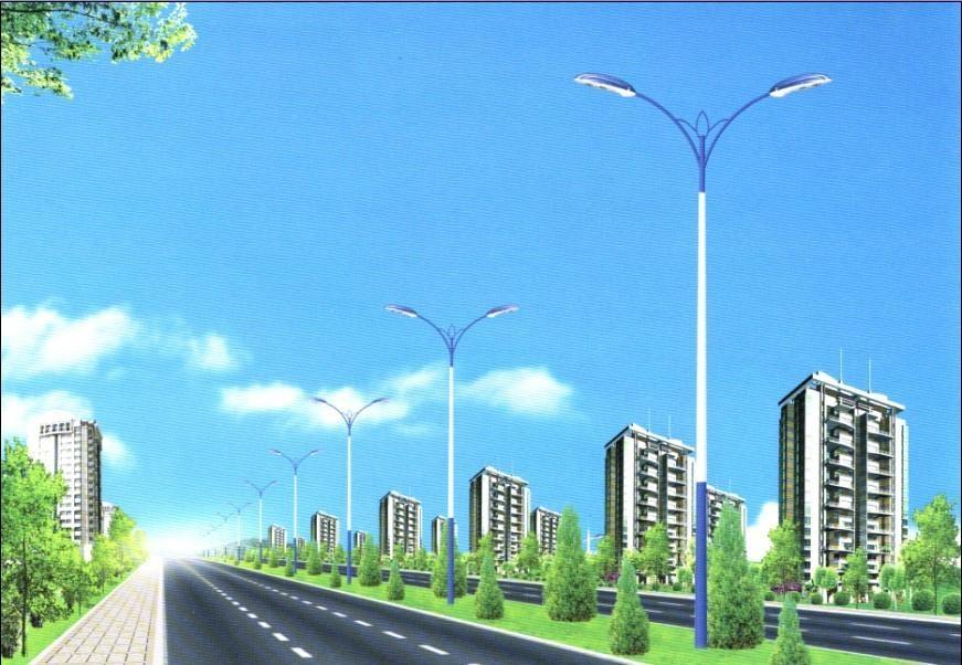 連雲港 路燈 3