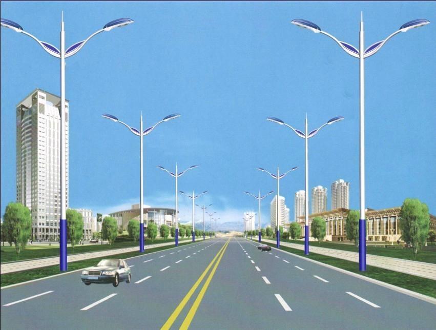 連雲港 路燈 5