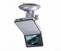 "1920*1080p+metal shell HD car black box digital recorder camera with 2.4""TFT"