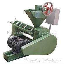 Small screw olive Oil Press Machine (YL series)