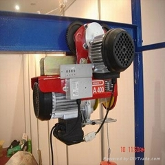 PA Minin Wire rope electric hoist