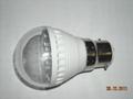 21LED球泡燈 燈珠是3014 1