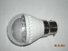 21LED球泡燈 燈珠是3014