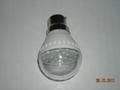 21LED球泡燈 燈珠是3014 2
