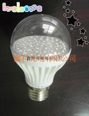 LED透明罩球泡燈