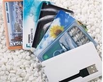 Credit card usb disk