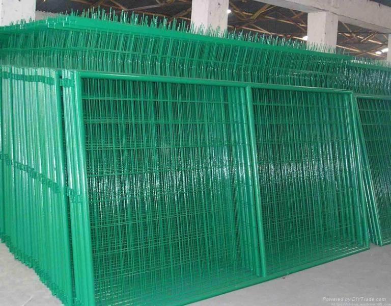 Steel Welded Wire Fence Panels (hot Sale) Cy 023 Cy