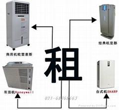 进口空气净化器租赁
