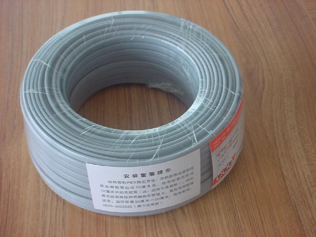 Self Regulating Heating Cable : Self regulating heating cable dhg j honggan china