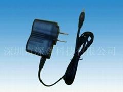 锂电矿灯充电器