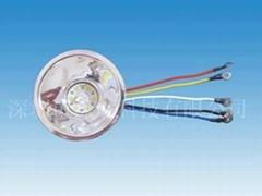 充放電管理光源組件