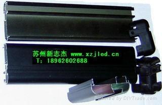 太倉供應批發LED電子顯示屏單元板 4