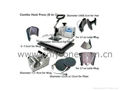Combo Heat Press Machine (8 in 1)
