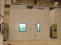 Industrial Spray Booths
