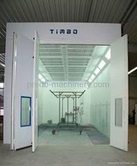 Bus&Truck Spray Booths
