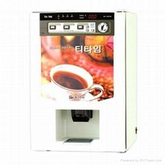 饮水机式自动投币咖啡机108F