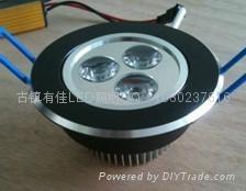 LED天花燈射燈 1
