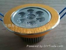 LED天花射燈 1