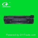 Compatible Black Toner Cartridge for HP CE435a CC388a