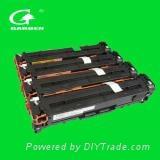 Compatible Color Toner Cartridge for HP Cb540a Cb541a Cb542a Cb543a