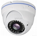 2.5 inch Metal Dome Camera with 420TVL-700TVL