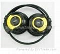 Headphone MP3 Player With FM