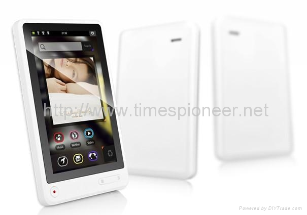 5 inch touch Screen 1080P Smart Android MP5/MP4 player(SS-501)