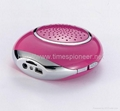 portable mp3 mini speaker with tf card reader