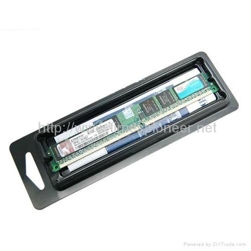 Kingston 2 X 1gb  2GB Ddr2 800mhz Cl6 Module ram memory 2