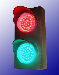 100mm停車場交通燈