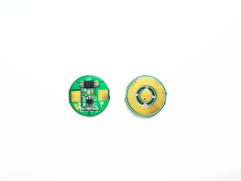 Protection Circuit Board for 3.7V Single Cell Pack 1