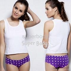 dot print underwear for girls
