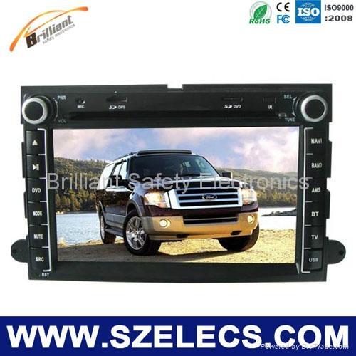FORD Car GPS Navigation Car DVD player 1