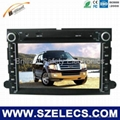 FORD Car GPS Navigation Car DVD player